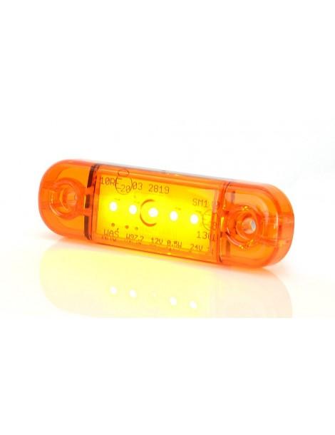 Piloto Posición Was 5 LED ( Naranja ).