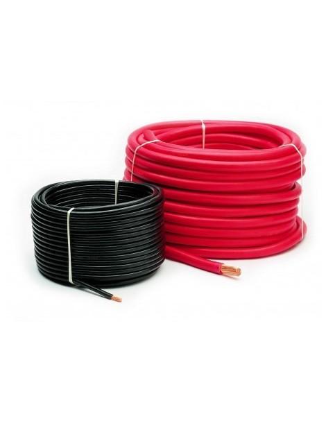 Cable De Batería Positivo / Negativo ( 1 Metro )