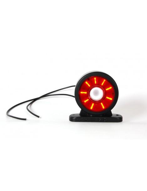 Piloto Was Posición Trasero / Delantero LED