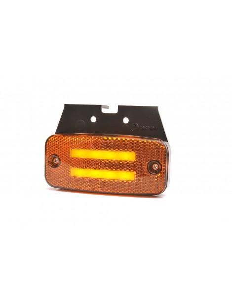 Piloto Posición LED WAS Con Doble LED Intermitente