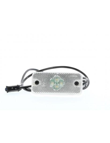 Luz De Posición Delantera LED 24V Crystal